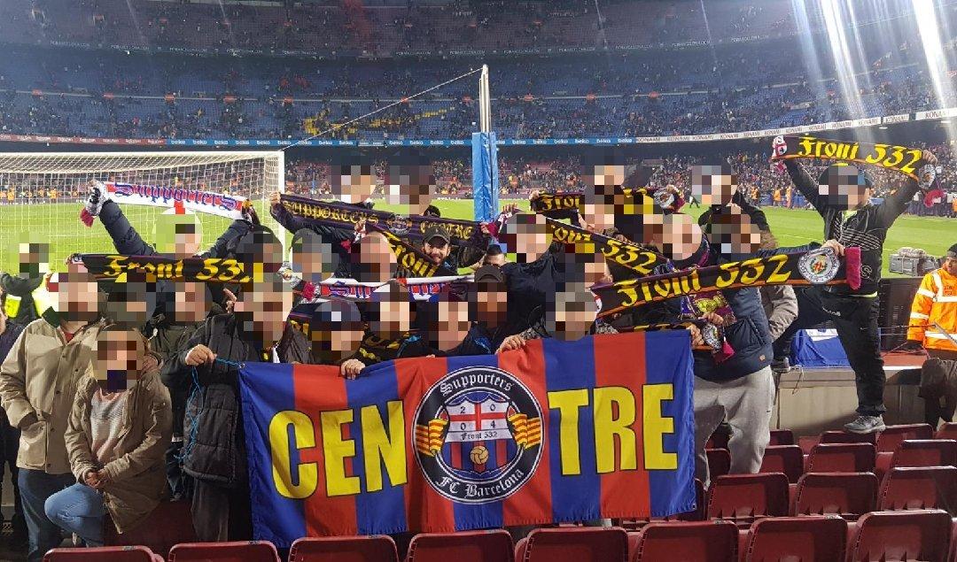SEMPRE AMB ELS NOSTRES!!!https://front532.blogspot.com/2019/02/victoria-i-pensar-amb-la-champions.html?m=0… #ForçaBarça  #BarçaValladolid  #fcblive  #FCBarcelona  #supporters