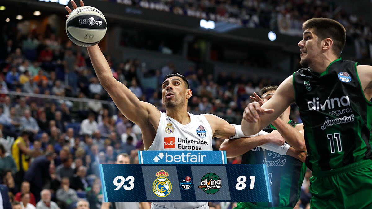 Real Madrid Basket's photo on #CopaACB