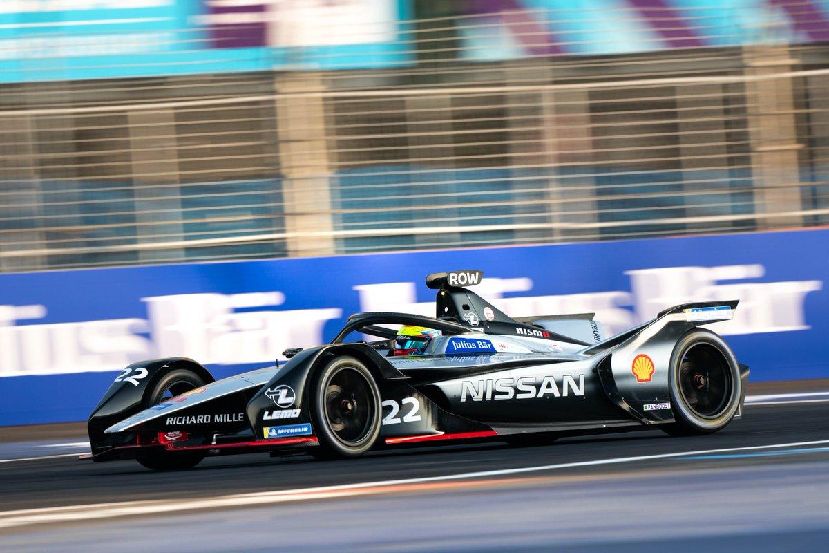 Gara ePrix Mexico City 2019 Oliver Rowland Nissan Formula E