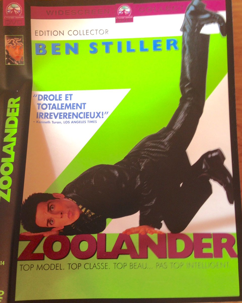 Good afternoons everyone's or good night !.😉  now I watch #Zoolanler and this movie is very funny 😂  As all the others movies of Ben Stiller ! I love this man he is   a very great actor !.  And This movie is to Watch !.  ❤️ @RedHourBen ♥️♥️♥️♥️♥️♥️♥️♥️