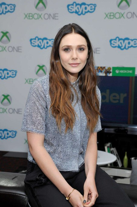 Happy birthday elizabeth olsen, I never stanned someone so hard during the aou era (and yes I love miss witch)