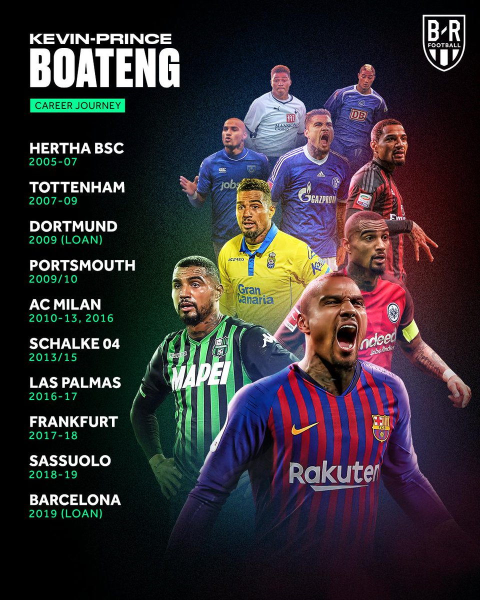 B/R Football's photo on Boateng