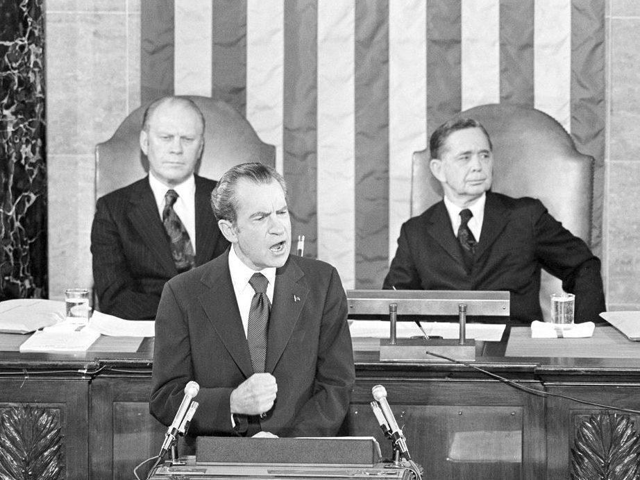 WATCH: Nixon got drunk and almost bombed North Korea https://t.co/zlwvQ0zy2B