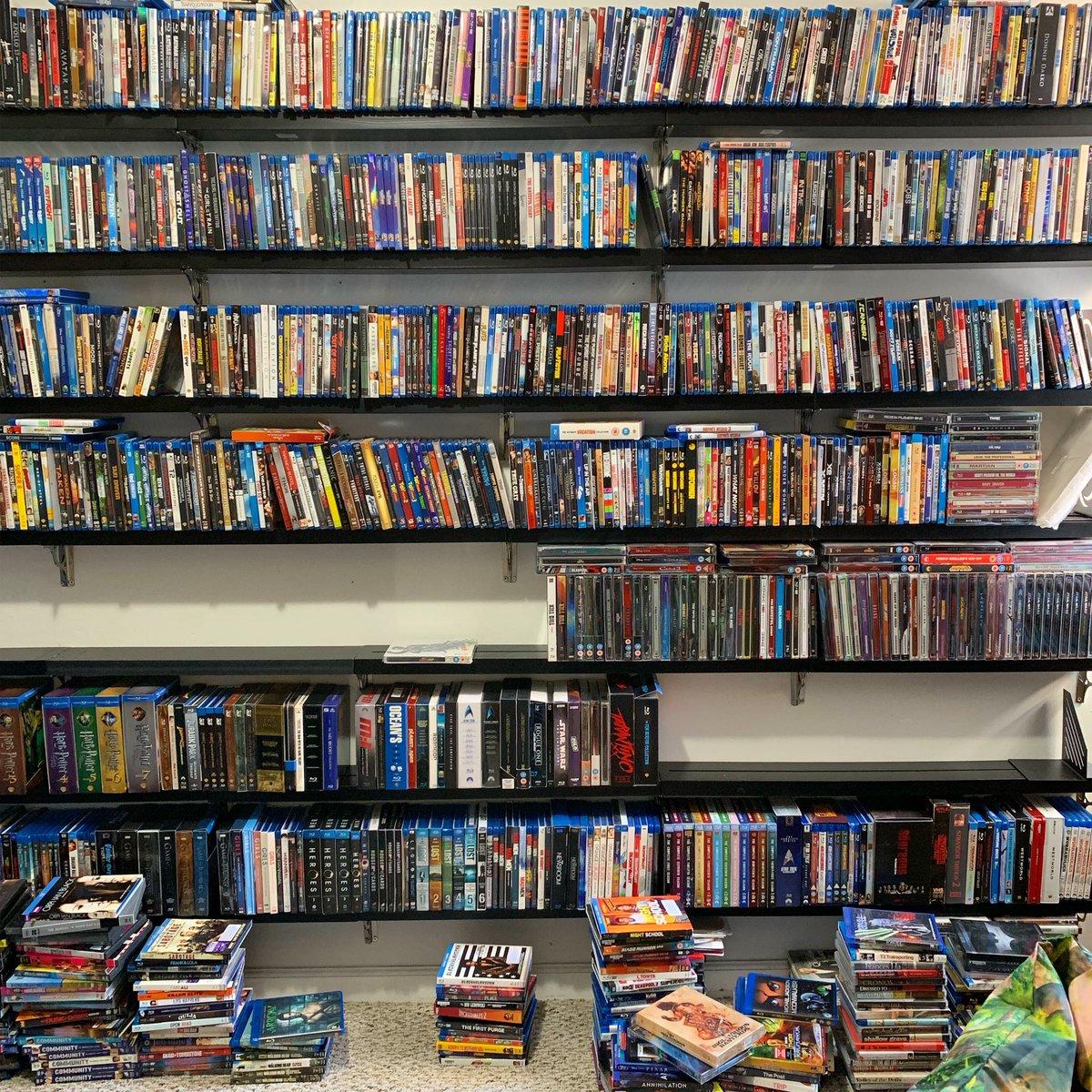 Reorganizing.