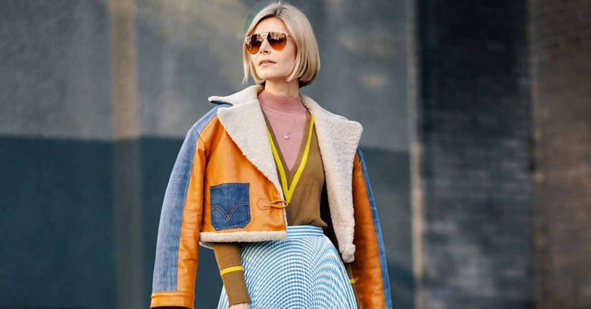These are the street style trends popping up at London Fashion Week https://t.co/YWM9eC2OLx #LFW
