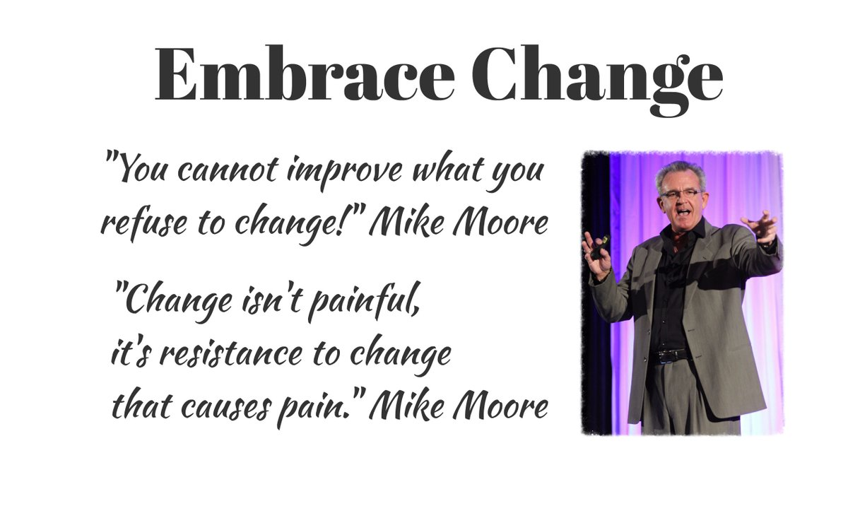 When you embrace change and stop trying to make things easier things improve, because easy never produces excellence! #MooreThoughts #Leadership #LeadershipDevelopment #BuildTrust #Homebuilding #NewHomeSales #SalesLeadership #Coaching