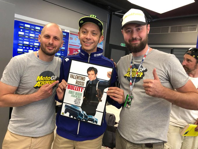 Happy Birthday Valentino Rossi !