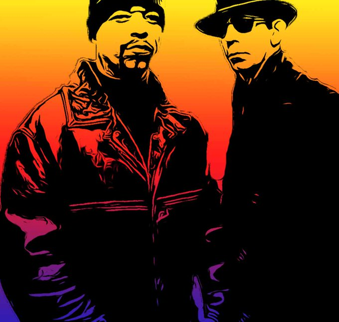 Yo!  Happy Birthday Ice T ... let\s get this gangsta party started