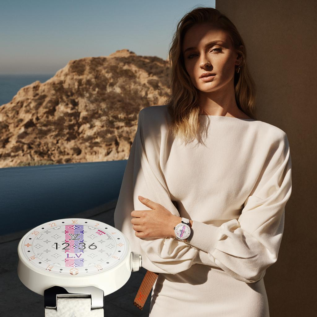 The world is ours to wander. The new #LouisVuitton Tambour Horizon Campaign celebrates the #LVConnected Watch Collection's recently expanded features and designs. Learn more at  https://t.co/bkc8CVecuP