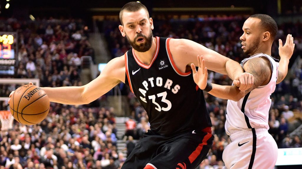 It may be #NBAAllStar Weekend, but there's a lot to talk about with the #Raptors!  @Eric__Smith joins #SNToday with @TheRog590 to discuss how Jeremy Lin and Marc Gasol can make their mark on the team.  Tune in 📻:  https://t.co/VXgyFfR24Z