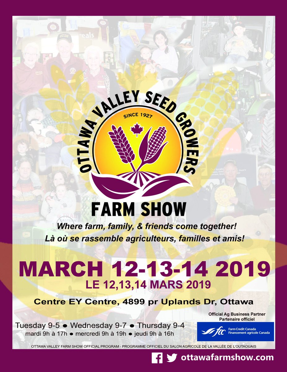It's Official! OVFS2019 Official Show Program is now available!  https://t.co/xzysUon8ok https://t.co/7Su6mtE7Ze