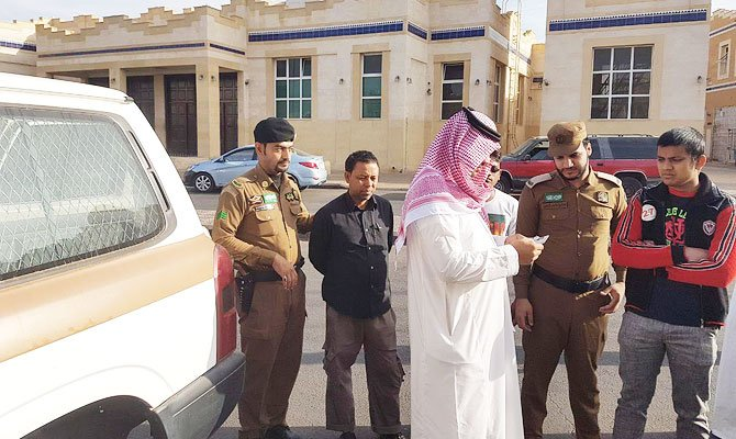 About 2.62 million violators of residency, work and border security systems have been arrested across Saudi Arabia, according to an official report  https://t.co/0SF29VOSkq