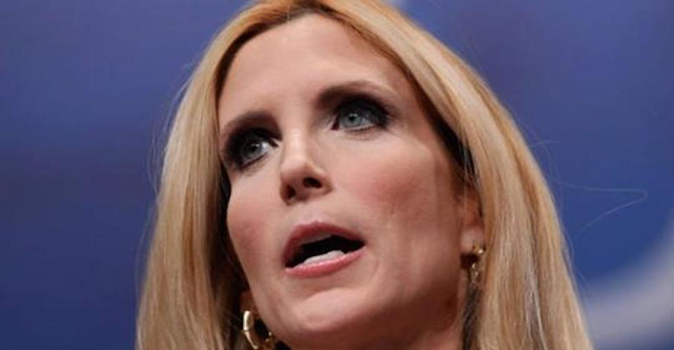 """Longtime Trump supporter Ann Coulter: """"The only national emergency is that our president is an idiot"""" http://hill.cm/HC64JcF"""