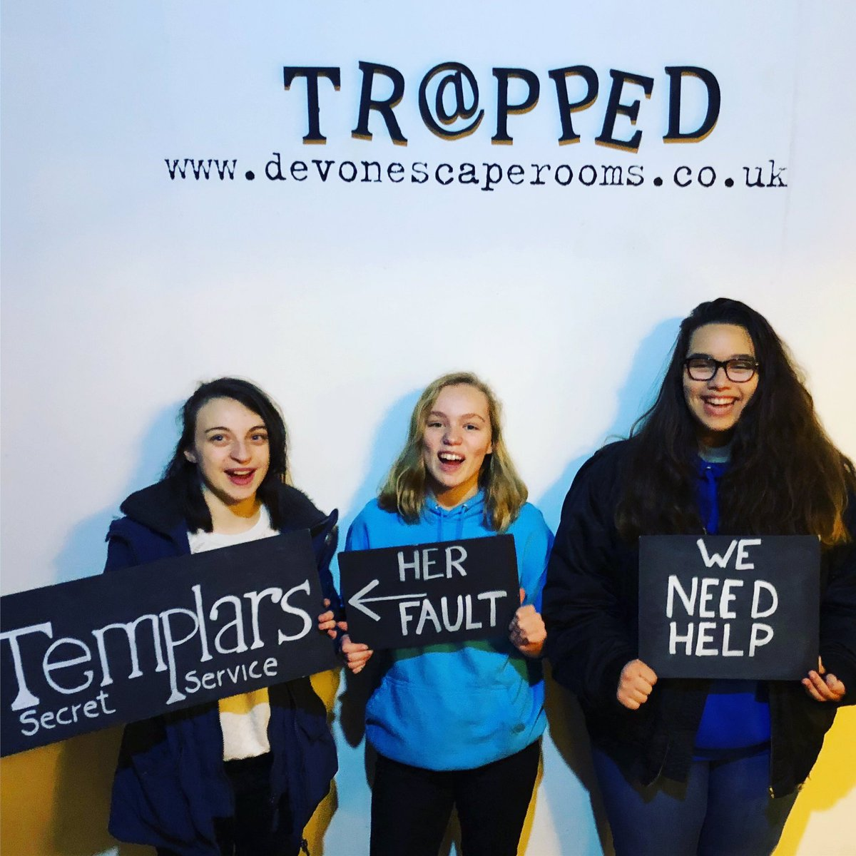 Trapped Escape Room Okehampton's photo on Rogue