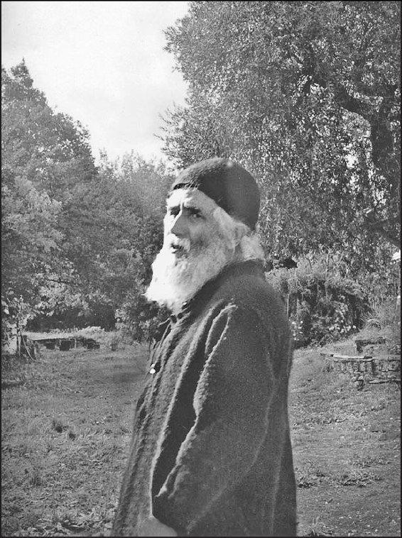 фотография паисия святогорца часть