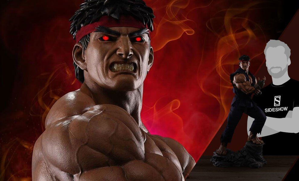 Sideshowcollectibles On Twitter Ryu Is The Only Character