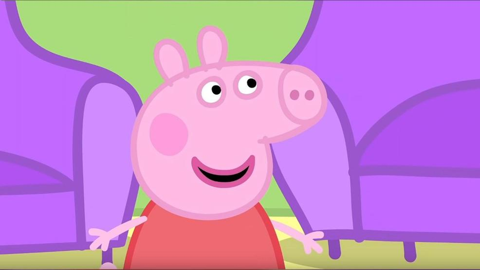 Parents say 'Peppa Pig' is giving their kids British accents. https://cir.ca/2GwtvHi