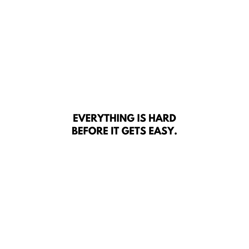 Everything is Hard before it gets easy  #calgary #yyc #CurbAppeal #Investment #homesweethome #HouseHunting #remaxhouse_yyc #LocationLocationLocation #FreeCMA #MillionDollarListing #realestatelife #realtor #dreamhome #beautifulhomes #homesales #getlistings #hard #easy