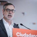 Image for the Tweet beginning: 🗞 @CiudadanoVille, sobre la decisión
