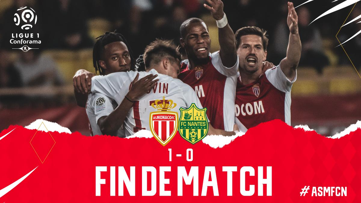 AS Monaco 🇲🇨's photo on #ASMFCN