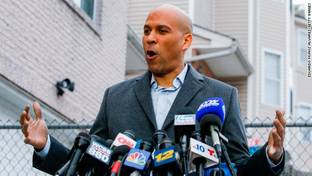"Democratic senator and presidential candidate Cory Booker says other Democrats running in 2020 are ""siblings in the Senate, and right now we're in the midst of some sibling rivalry""  https://t.co/mW8v5pQbMC"