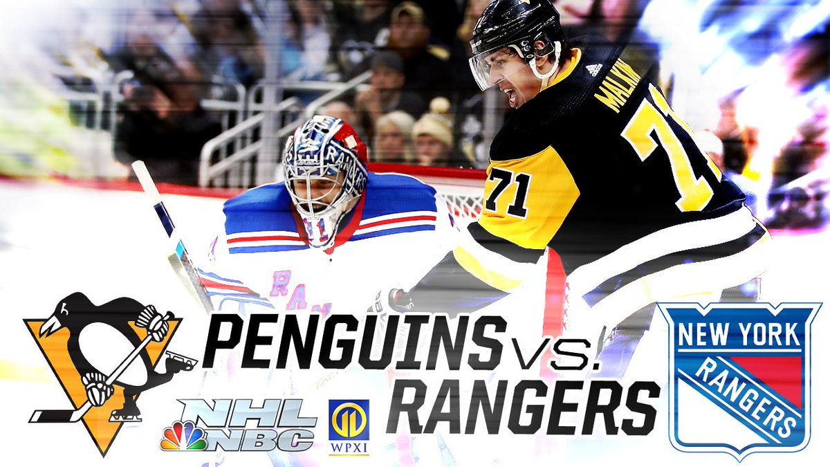 🐧 Who thinks @e.malkin71geno is gonna blow up in tomorrow's @penguins @NYRangers game on Channel 11? 🙋 Our coverage starts at 11:30 a.m. https://t.co/PXZeXZoFLu #wpxi #penguins  #letsgopens