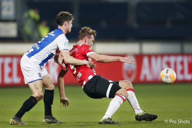 PSV's photo on Luuk de Jong