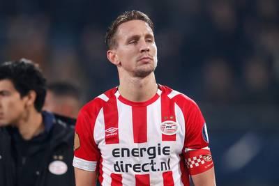 ED PSV's photo on Luuk de Jong