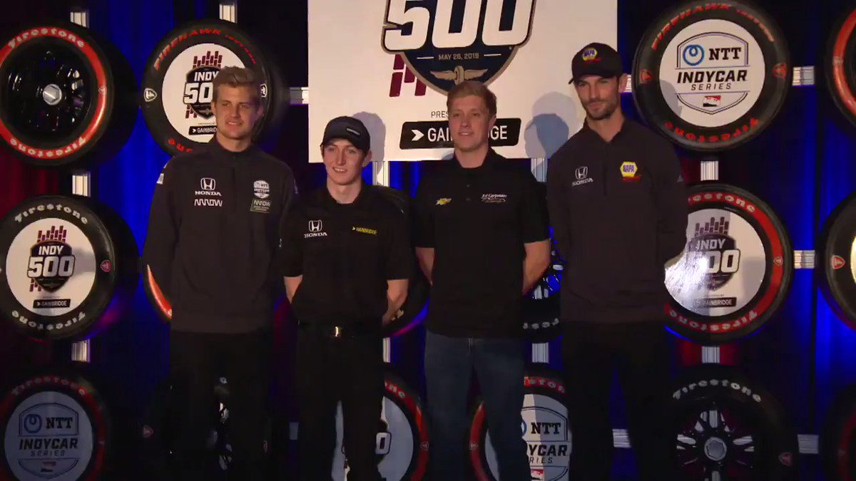 We had a great time at the 💯 Days Out Party on Friday night!   Thank you to everyone that came out to celebrate! Here's a quick recap of all the night's festivities!   #ThisIsMay | #Indy500 | #INDYCAR