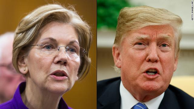 Sen. Elizabeth Warren challenges President Trump's 'legal authority' to declare a national emergency at the border  https://t.co/3xilztntf3