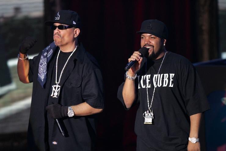 Happy Birthday to my OG Ice T. Always has game to give. Listen to this man @FINALLEVEL