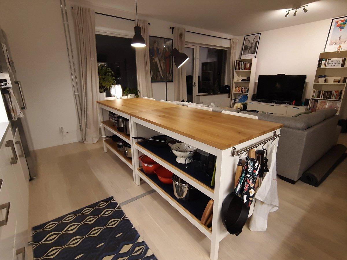 Kiririn On Twitter Kitchen Finally Almost Done So Much Space