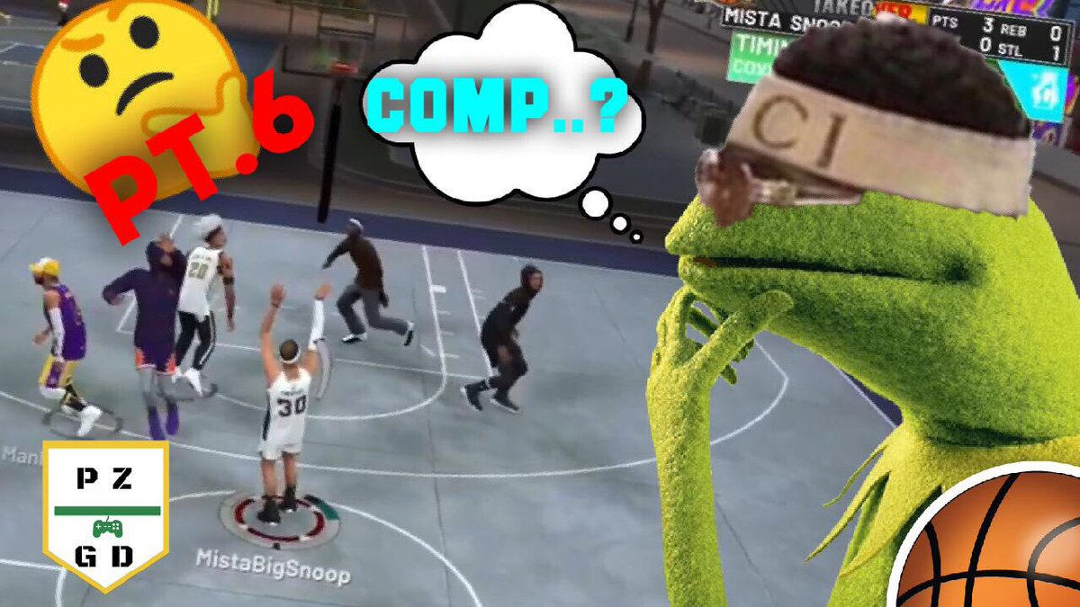 NBA 2K19 Who's Scared To Play Comp Pt 6 https://youtu.be/jzbto4iA78g  via @YouTube w/ @mistabigsnoop  Let's get him 💯 Subs!! @2KCrewFinder @2kProAmTv #pzgd #100SubChallenge #2kcrewfinder #2ktv #NBA2K19 #ps4 #live #gamer #gaming #nba2k #nbabasketball #basketballneverstops #ballislife