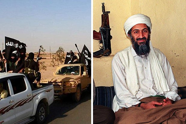 ISIS downfall could see Al-Qaeda make blood-soaked return, MI6 intelligence chief warns https://t.co/64BgdOIEJD