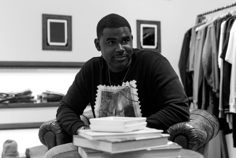 Meet James Whitner, the Street-Life Survivor Who's Quietly Taking Over the Sneaker Industry: https://t.co/w5SgKsvxrq
