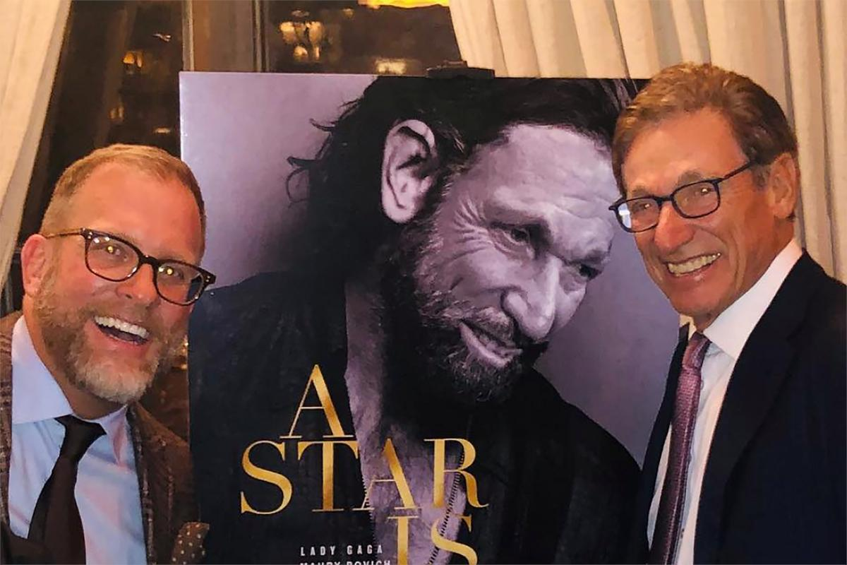 Maury Povich celebrated 80 with 'A Star is Old' themed party 🎉  https://t.co/bdaFfgbPZW