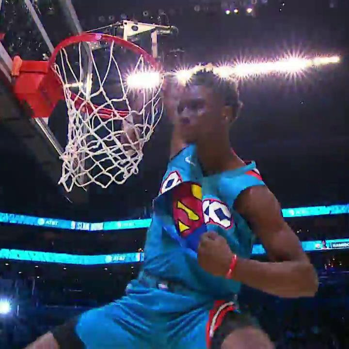 Hamidou Diallo's elbow dunk over Shaq might be the best dunk ever