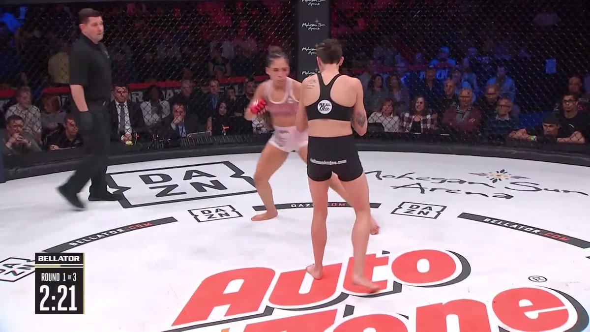 Bellator MMA's photo on #Bellator216