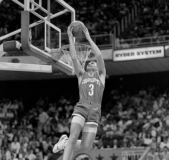 #NBA | #AllStarSaturdayNight | #Memories | #RexChapman | #TonyDumas | #CraigHodges | #LarryJohnson | #CharlotteHornets | #ChicagoBulls | #DallasMavericks | #90s | #AllStarWeekend | #Charlotte @rex_rexchapman @TheRealLJ2 @realtonydumas @CraigHodgesNBA @NBA
