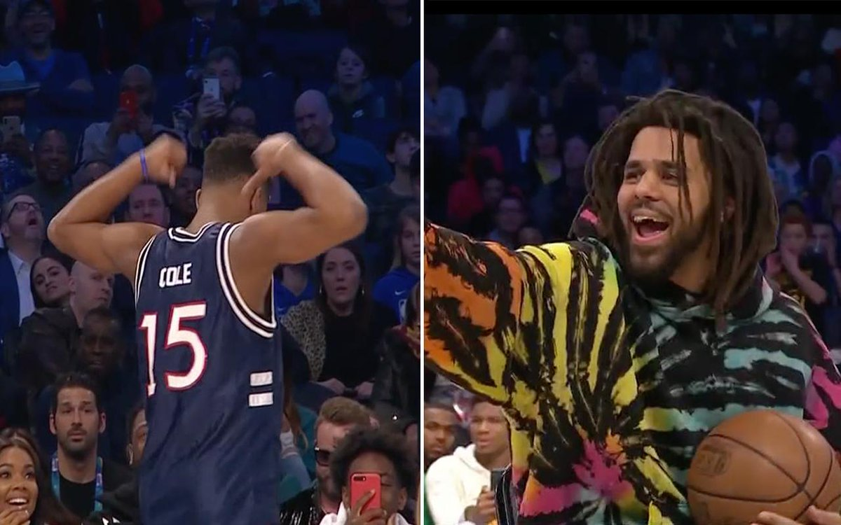 NBA on ESPN's photo on J Cole