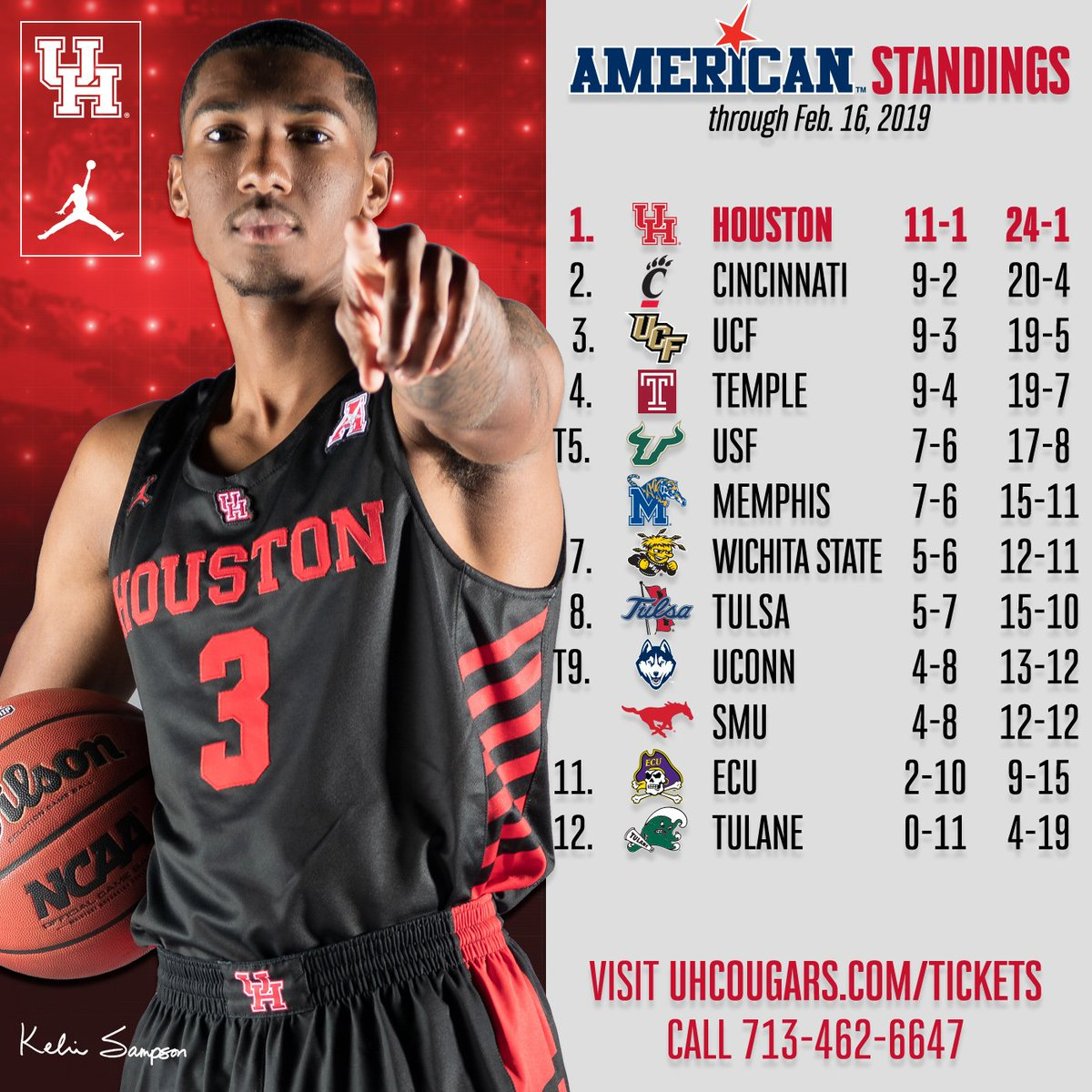 f10a92788d2 Houston Men's Hoops 🏀 🐾 on Twitter: