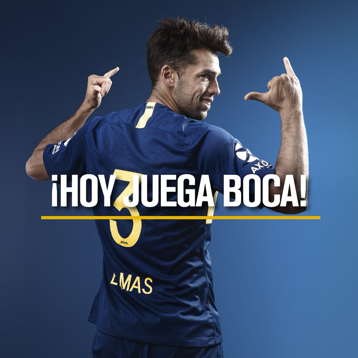Boca Jrs. Oficial's photo on #HoyJuegaBoca