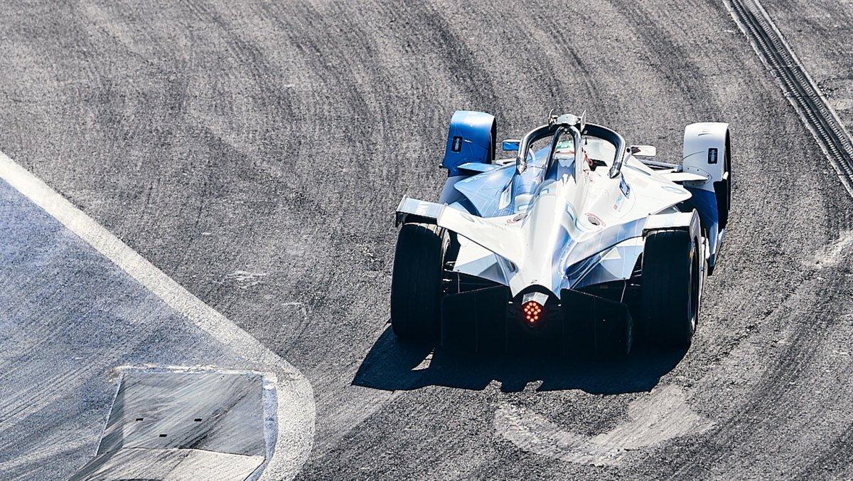 Gara ePrix Mexico City 2019 BMW Formula E Antonio Felix Da Costa