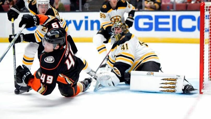 19012fe4e Bruins Paced by Fourth Line in Victory Over Ducks - Guy Boston Sports READ  HERE