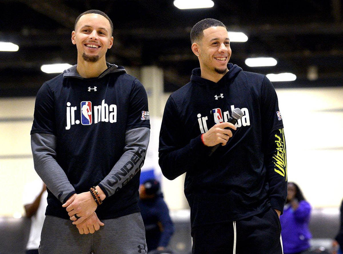 d11937c7436 for brothers stephen and seth curry stakes are pretty high in nba all star  3 point
