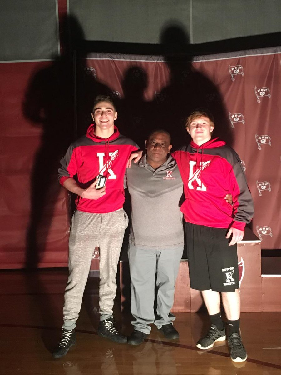 Congratulations to both Shane Zimmerman (4th place) and Mike McCahon (3rd place) on their impressive showing at districts. Good luck to Michael, as he moves forward representing Keyport/Henry Hudson in the regions. <br>http://pic.twitter.com/fvtqcYJkuE