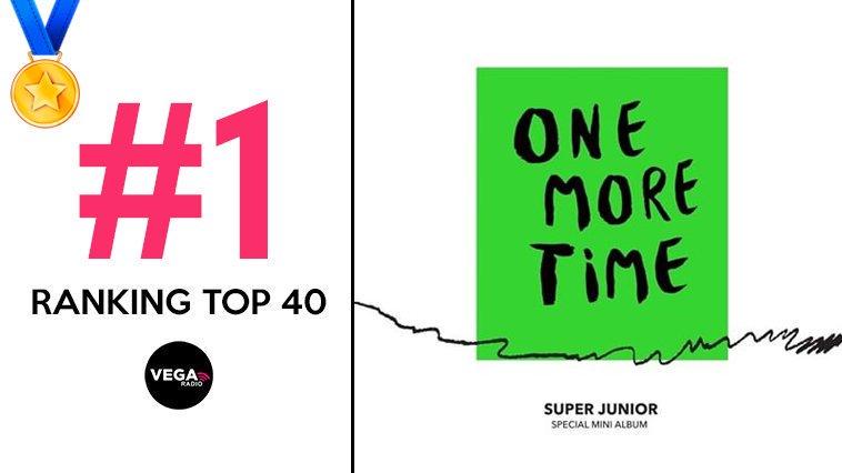 ¡#OneMoreTime regresa al PODIO del #RankingTop40 gracias a sus cientos de votos! 🎉 El tema de @SJofficial y @ReikMx es el rey indiscutible 👑👉 http://www.vegaradio.com 🔥 #Rankear