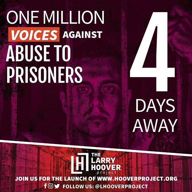 Fade Media is counting down to the launch of the @lhooverproject website. #Repost @lhooverproject ・・・ We are 4 days away from the launch of The Larry Hoover Project. Not only will this be a human rights platform that provides a voice for a voiceless,…  http:// bit.ly/2DJBw8e  &nbsp;  <br>http://pic.twitter.com/yakMcJuxh7