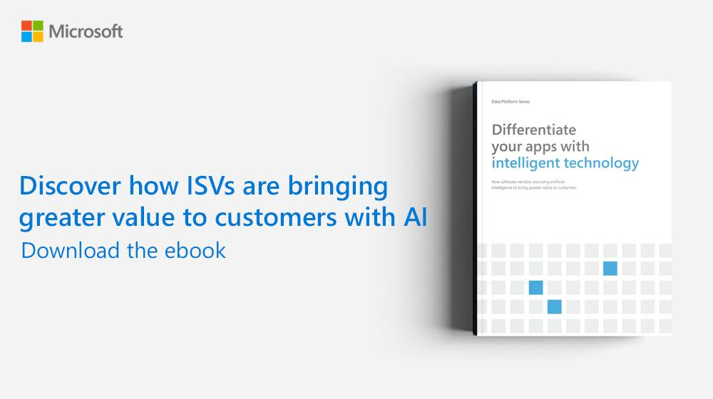 Learn how to add #AI capabilities to your #apps to help them stand out. Get the e-book: https://t.co/JBEx4fXr2R