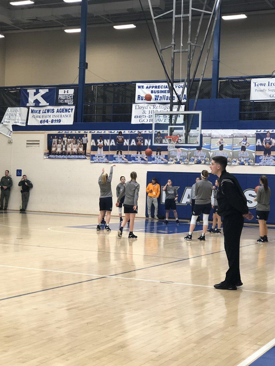 Coming up NEXT: District 3AAA Girls Basketball at Karns: SemiFinals @BasketballMav17 vs Campbell County!  @5StarPreps  #GoMavs